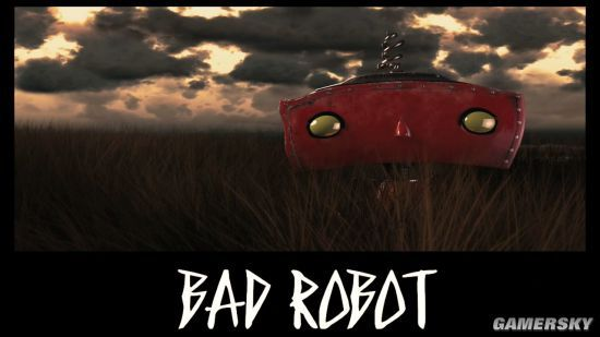 """""""坏机器人""""制片厂Logo图-星战7 导演公司与腾讯达成合作 进军游戏"""